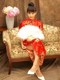 [Wanibooks(WBGC)]2006-11 No.29 真锅香织(眞鍋かをり,Kaori Manabe)和服旗袍与居家服饰性感私房写真集