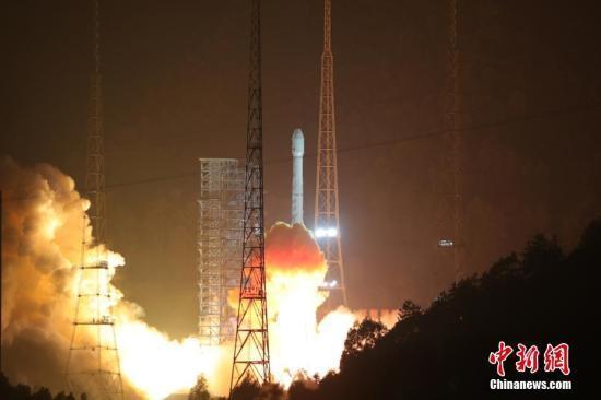 中国长征系列运载火箭2017年完成16次航天发射