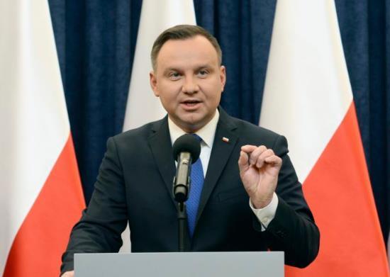 波兰总统正式签署大屠杀法案 美国务卿称很失望