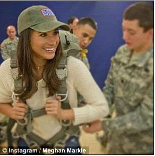 """哈里王子女友""""被绑架""""? 英国特种部队都出动了…"""