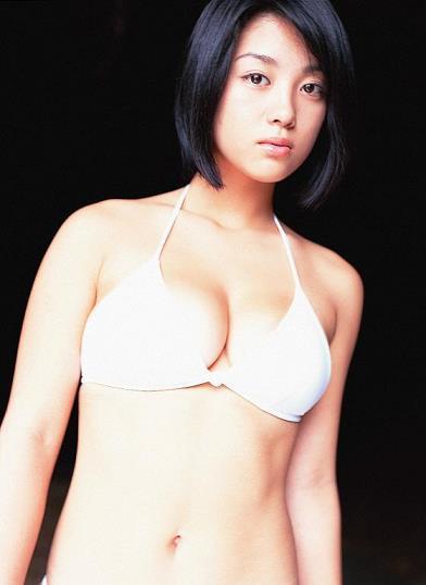 [YS Web]Vol.011 こむかいみなこ(小向美奈子,Minako Komukai)F奶加吊带小背心与比基尼泳装性感写真集
