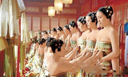 这个唐朝太有意思了:唐朝的宫女老了后怎么办?
