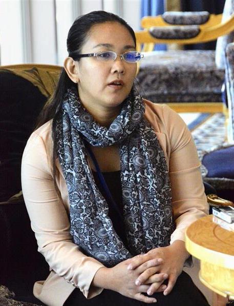 """冲绳团体在联合国主张""""琉球独立"""" 要求承认原住民"""
