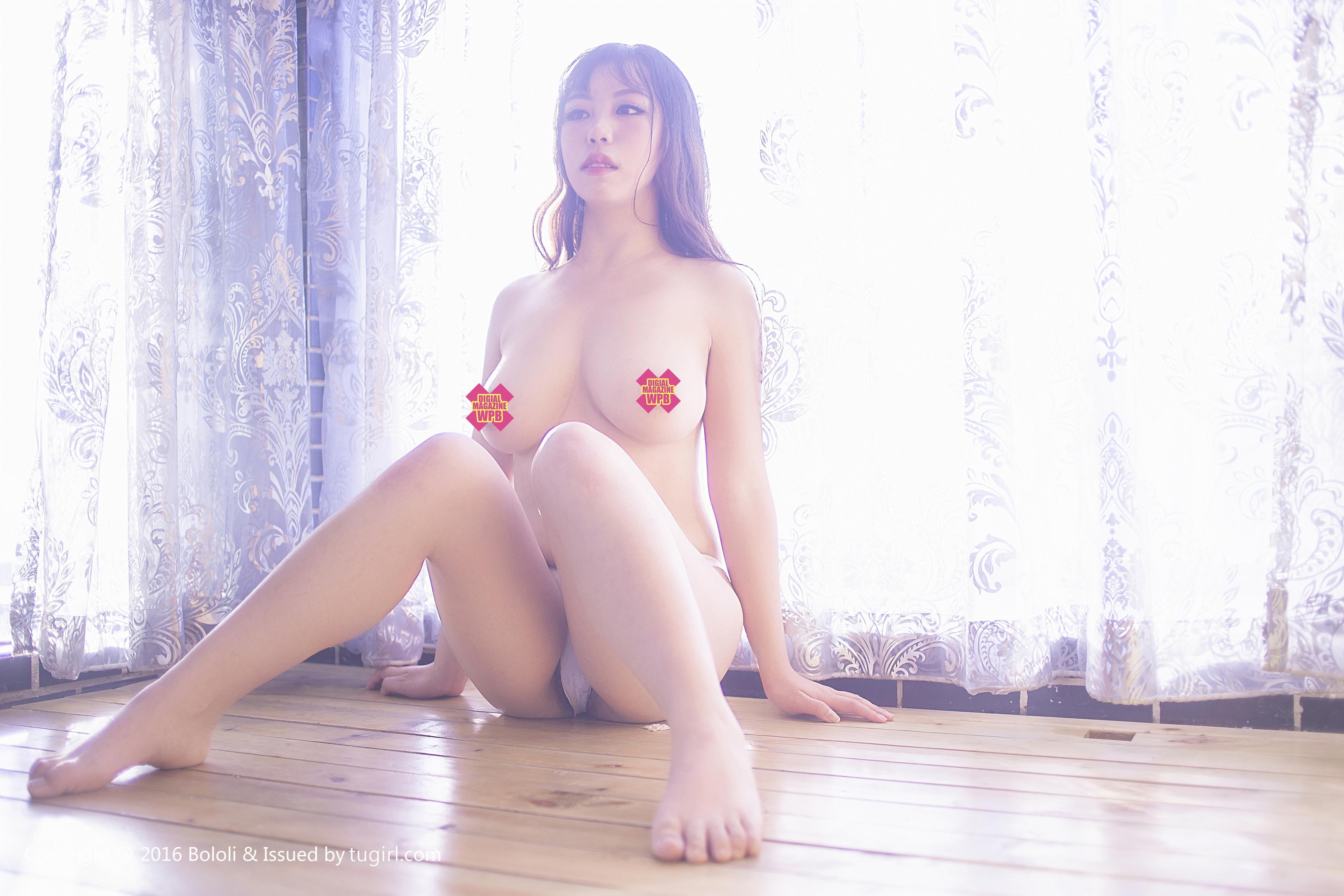 [BoLoli波萝社]BOL033 丰乳肥臀 雅末子 性感内衣与半裸玉体私房写真集