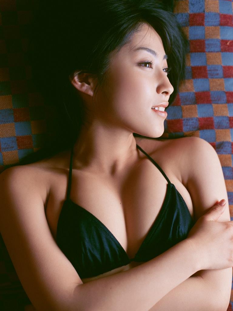 [Wanibooks(WBGC)]2005.09 No.15 Hiroko Sato 佐藤宽子 比基尼泳装与性感内衣居家私房写真集