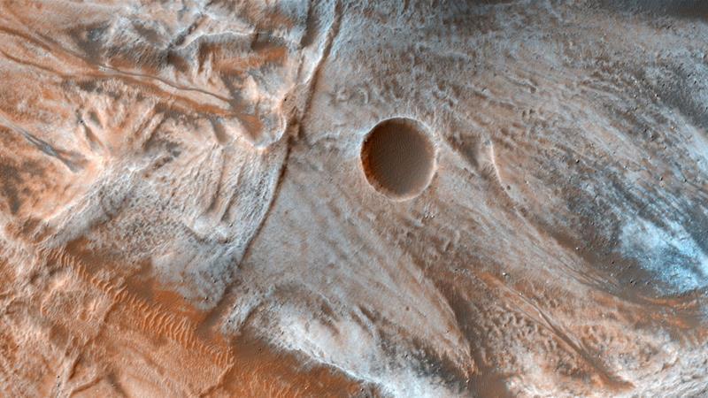 移民火星有可能?科学家称在火星上发现大量氧