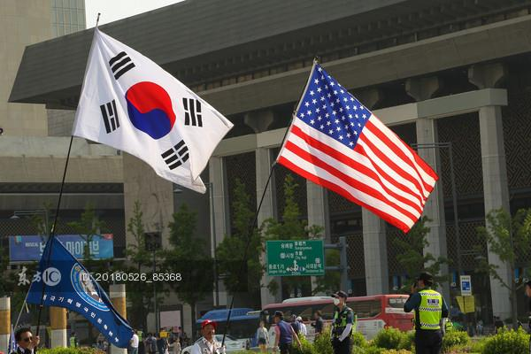 美驻韩?#26500;?#25302;欠租金38年 韩议员:7900万美元啥时还?