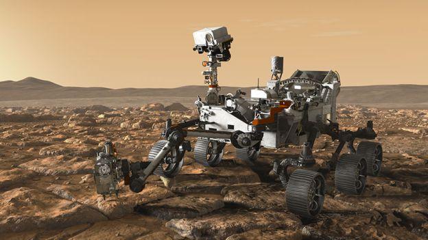 NASA科学家:在火星上找古代生命痕迹要比地球还容易