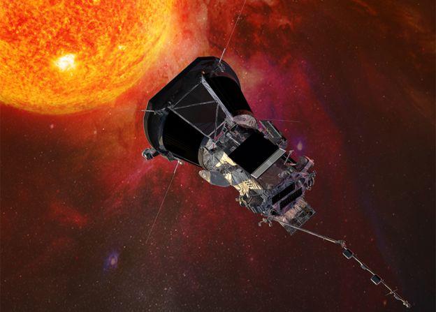帕克太阳探测器传回首批数据:揭晓太阳神秘面纱