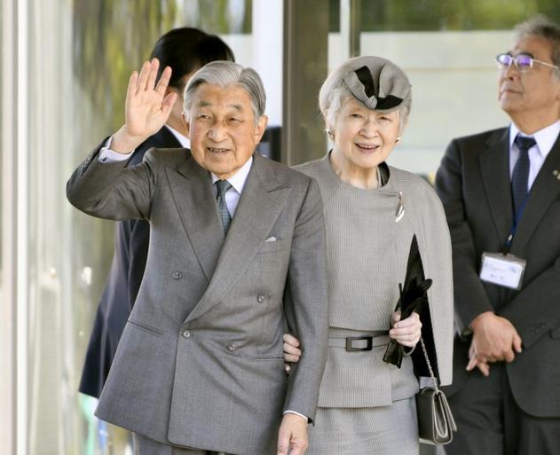日本天皇任内最后一次生日:勿忘二战 准确传递历史
