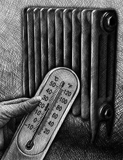 管线老化小区将采取临时升温?#21364;?#26045; 采暖季结束后立即开展改造