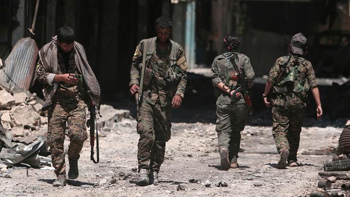 土耳其军队集结叙北部边境 叙政府军?#21202;?#36825;座城市