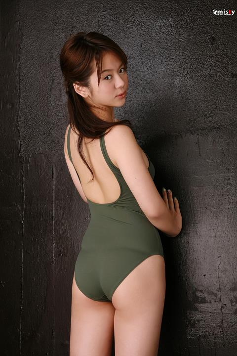 [@Misty Gravure]NO.007 安藤成子 Seiko Ando 镂空上衣与比基尼泳装及性感内衣私房写真集
