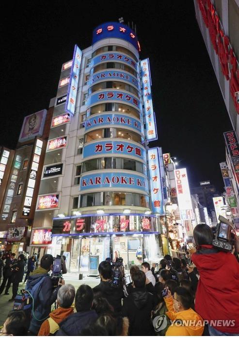 一韩国男子在东京KTV被枪杀 系当地黑帮成员